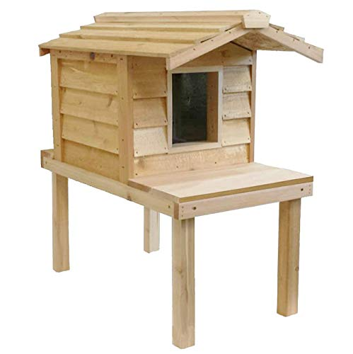 CozyCatFurniture Outdoor Cat House