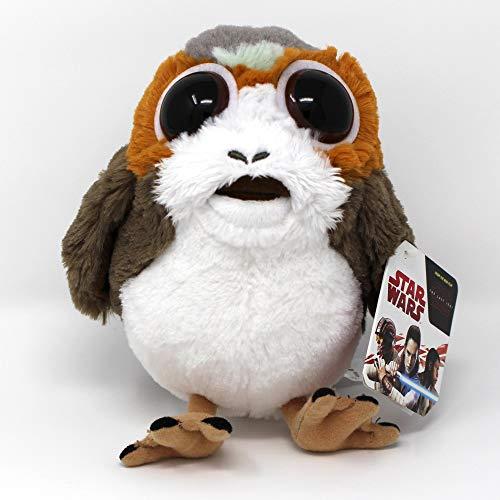 Star Wars 23952 Episode 8 PORG Plüsch Spielzeug, 18cm