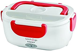 Réchaud Portable–Lunch Box–beper 90.920 rouge