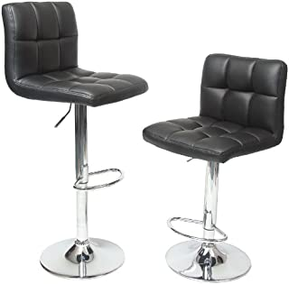 Best roundhill furniture swivel leather bar stools Reviews