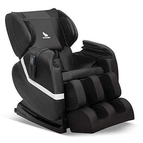 Mecor 2021 New Full Body Shiatsu Massage Chair,Bluetooth Speaker,Zero Gravity Massage Recliner with...
