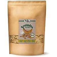 Biojoy Chips de plátano BÍO, horneados en aceite de coco, no endulzado y sin azufre (1 kg)
