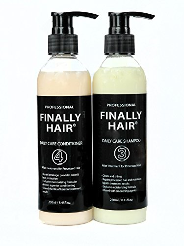 Finally Hair Brazilian Sulfate Free…