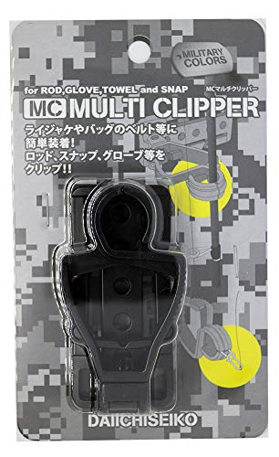第一精工 MCマルチクリッパー ブラック
