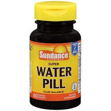 Sundance Super Water Pill Fluid Balance Dietary Supplement, 60 Caplets (1)