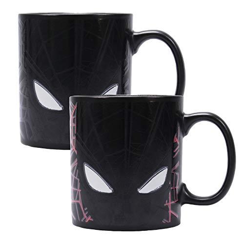 Half Moon Bay Taza de Cambio de Calor de Marvel Spider-Man -...
