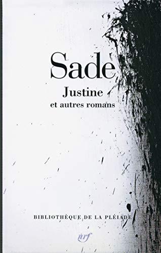 Justine et autres romans (Bibliothèque de la Pléiade)