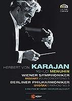 Violin Concerto 5 / Symphony 9 [DVD] [Import]