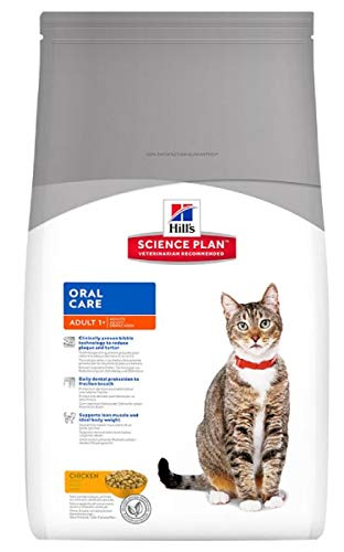 Hills Science Plan 8030 Hills Feline Oral Care Adult 5kg