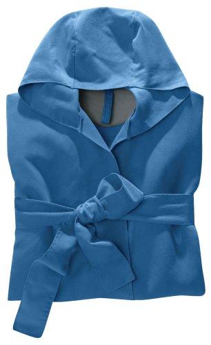 Packtowl RobeTowl - Bademantel und Handtuch in einem - Größe M, Farbe stone