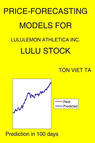 Price-Forecasting Models for lululemon athletica inc. LULU Stock: 1751 (NASDAQ Composite Components)
