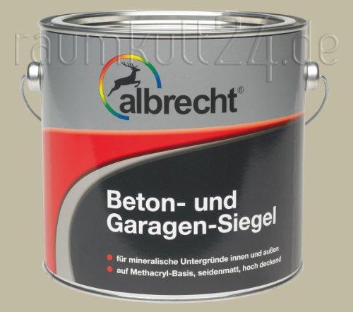 Albrecht Beton- und Garagen-Siegel (Kieselgrau, 10 Liter)