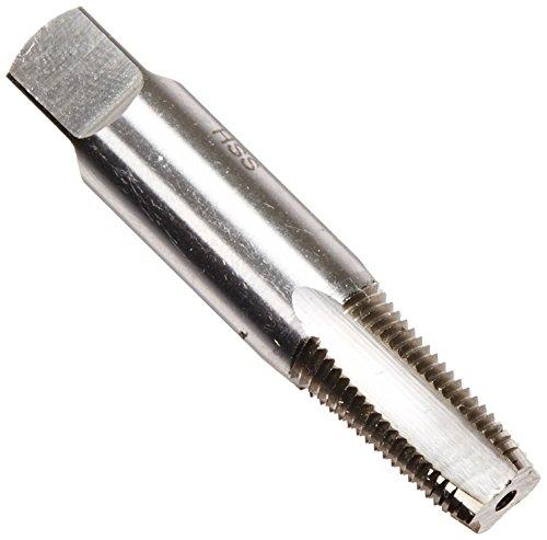 "Drill America DWT64006 DWT Series Qualtech High-Speed Steel Pipe Tap, 1/4""-18 NPT"