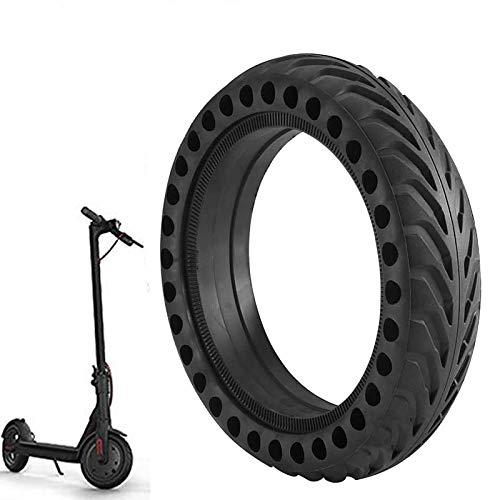 Ersatzräder Reifen für Xiaomi M365 Elektro-Scooter, Siebwin Verschleißfest Rutschfest Ersatzräder Dem Neuesten Honeycomb Design Reifen Für Xiaomi Mijia M365 Elektro-Fahrrad-Skateboard