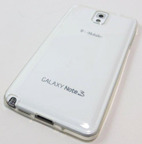 Transparent SUPER CLEAR Gel TPU Rubber Skin Case Cover for Samsung Galaxy Note 3 III N900 N900A N900P N900T N900R4 N900V