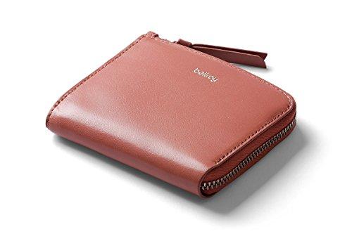 Bellroy Pocket Mini, Damen- und Herren-Geldbörse (für max. 10 Karten und Bargeld)-DeepBlush