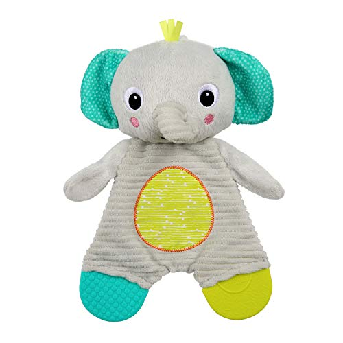 Why Choose Bright Starts Snuggle & Teethe Toy (One toy, style may vary)