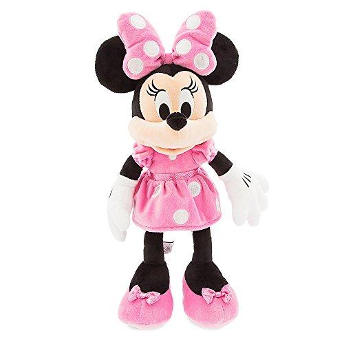 Disney Minnie Mouse Plush - Pink - Medium - 18 Inch