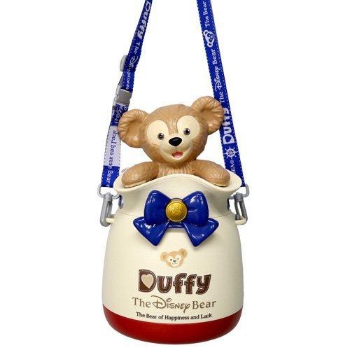 ダッフィー ポップコーンバケット ダッフルバッグ ストラップ付き【ディズニーシー限定】Duffy ダッフィー Disney