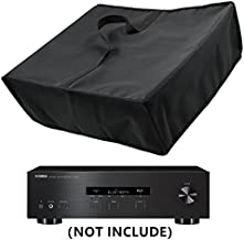 Dust-Proof Dust Cover Protector for Yamaha R-S202BL / R-N301BL / RX-V681BL Stereo Receiver/Sony STR-DH540 / STR-DH100 Stereo Receiver,Water-Resistant Nylon -Antistatic