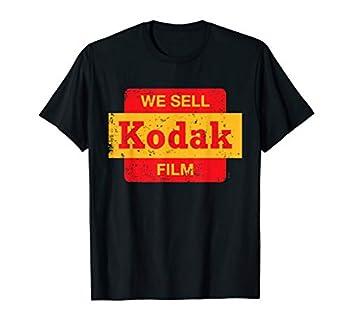 Vintage  We Sell Kodak Film  Retail sign design T-Shirt