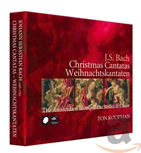 Cantatas De Navidad (Ton Koopman)