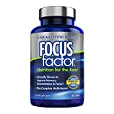 Focus Factor, Brain Health Supplement, 150 Count