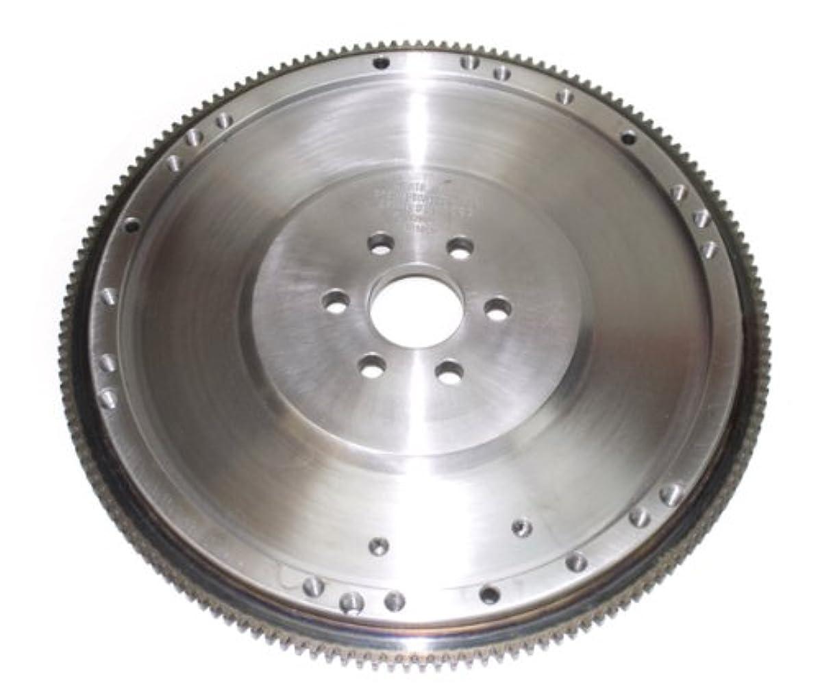 PRW 1628980 SFI-Rated 24 lbs. 157 Teeth 0-Balance Billet Steel Flywheel for Ford 260-302 1964-95