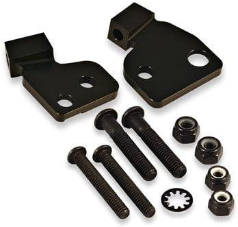 PowerMadd Free shipping on posting reviews 34262 Black Star Series Handguards for Kit Harl Mount Indefinitely