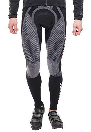 X-Bionic imperméable pour Adulte Biking on The Trick Bib Longue Endurance S Multicolore - Noir/Blanc