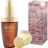Vegan Face Primer Gesicht Makeup - Transparenter Deckend Mattierender Flüssiger Make Up Liquid Gel - Grundierung Schminke Basis für alle Hauttypen