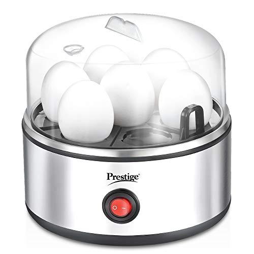 Prestige Egg Boiler PEGB-01 (Silver)