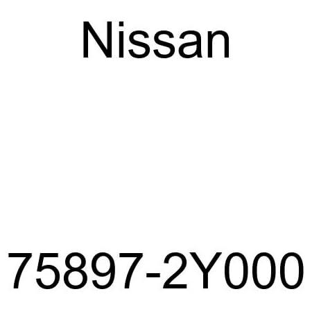 Nissan Genuine Parts 75893-JK000 Lower Engine Cover