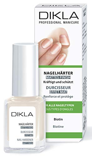 DIKLA - Nagelhärter mattes Finish 12ml