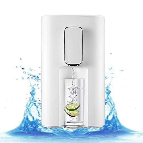 HYISHION Instant Hot Water Dispenser, Warmwasserboiler 3L Geräuscharmer Betrieb 2000w Instant-Heizung 6 Geschwindigkeit einstellbar Wassermangel Funktion Erinnert Office Home SKYJIE
