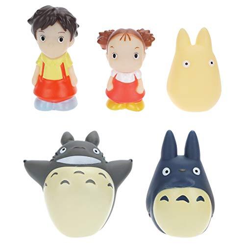 CoolChange Süßes Totoro Fingerpuppen Set