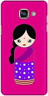 Stylizedd Samsung Galaxy A5 (2016) Slim Snap Case Cover Matte Finish - Indian Doll
