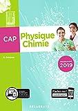 Physique chimie CAP