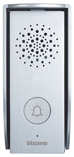 BTicino 315111Kit para telefonillo con 3Cables, D1111B, Gris, Gris, 315111