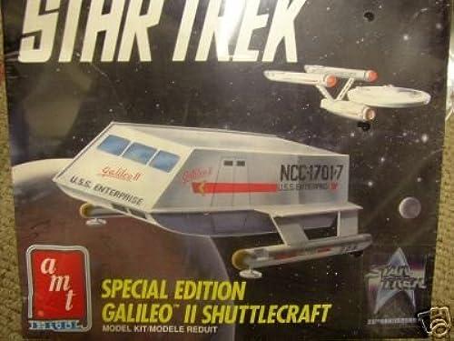 Star Trek Special Edition Galileo 2 Shuttlecraft Model Kit by Star Trek
