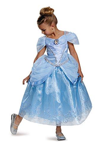 Prestige Disney Princess Cinderella Costume, X-Small/3T-4T