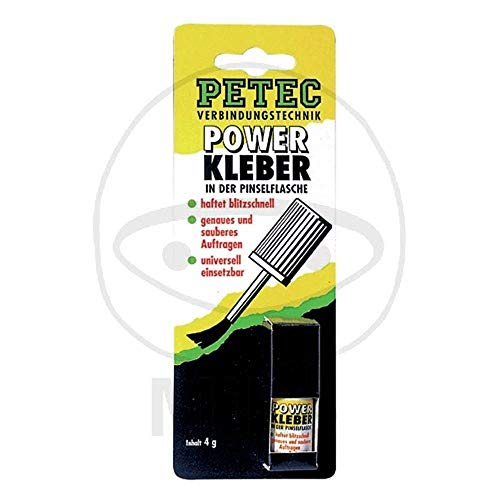 Preisvergleich Produktbild Petec 93404 Power Kleber Pinselflasche,  4 g