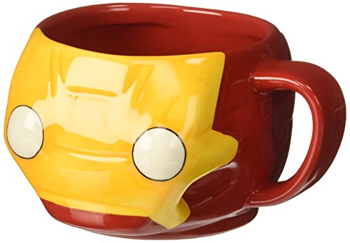Funko Iron Man Pop Home 12 Oz. Mug Action Figure