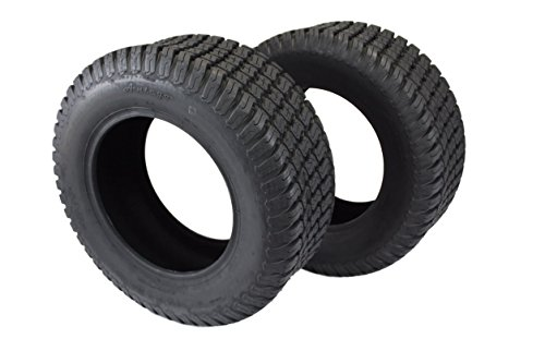 Antego Set of Two 23x8.50-12 4 Ply Turf Tires for Lawn & Garden Mower 23x8.50-12