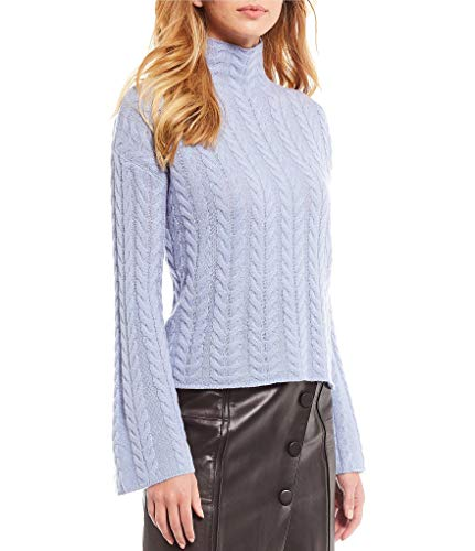 Antonio Melani French Blue Cashmere Chloe Sweater Size M MSRP $199