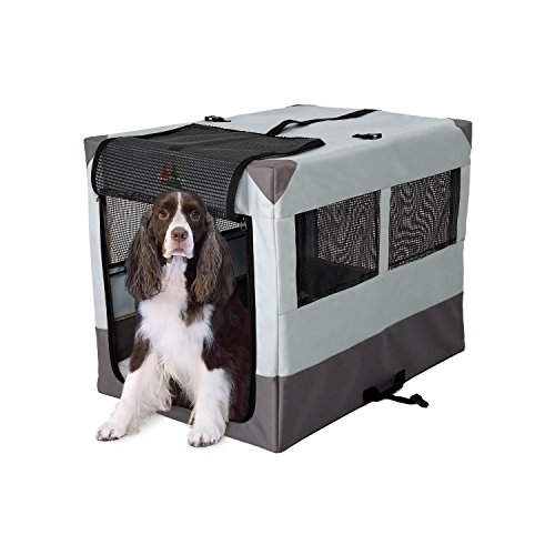 Midwest Portable Tent Crate, 36 by 25.5 by 28-Inch 20% AmazonPets Basic Crates Dog for from Homes Midwest on Pet pets products Save Select Selection Selections Supplies to Top up