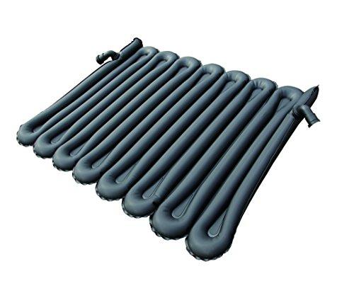 FlowXtreme NS1003 Mat Pool Solar Heater, Black
