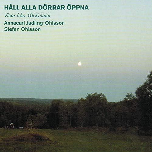 Anna Cari Jadling-Ohlsson & Stefan Ohlsson