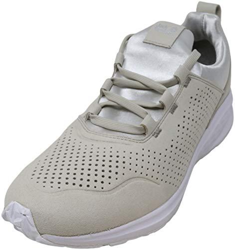 Jack Wolfskin Damen Coogee Low Sneaker, Elfenbein (Pearl 6265), 38 EU