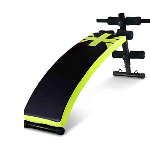 GXY Sit-up plank in positie liggende buikspier-machine voor mannen, buikspiertraining, fitness voor thuis, multifunctioneel, buikspiertrainer